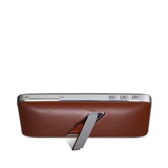 Esquire Mini - Brown - Wireless, portable speaker and conferencing system - Detailshot 5