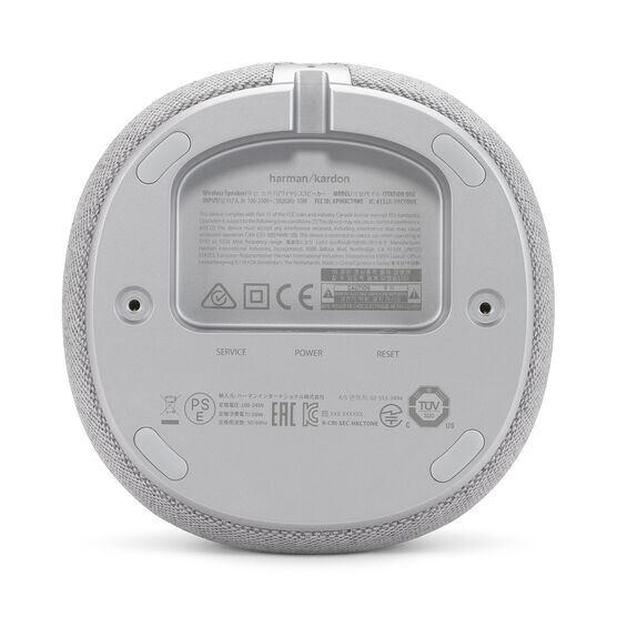 Harman Kardon Citation ONE - Grey - Compact, smart and amazing sound - Detailshot 2