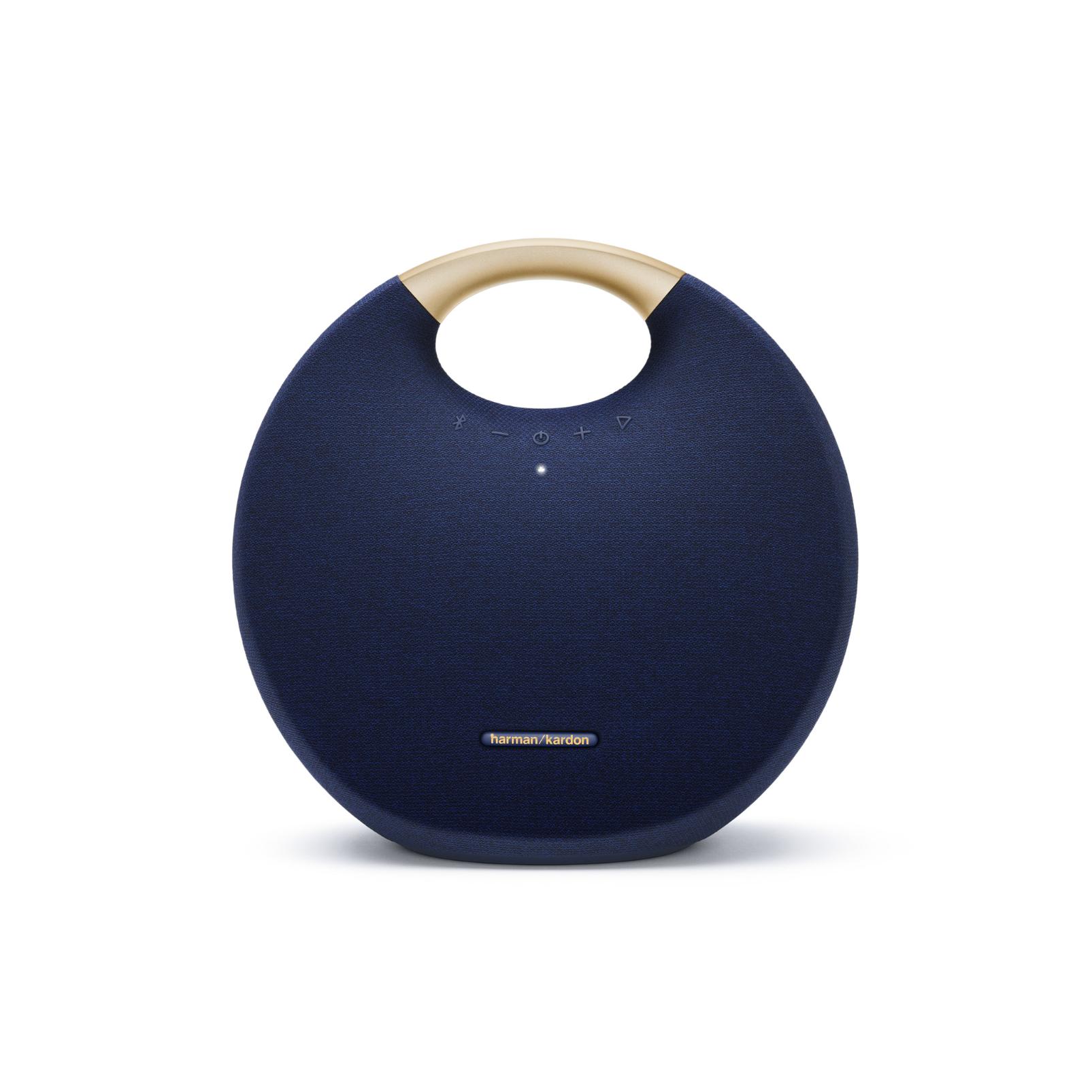 Onyx Studio 6 - Blue - Portable Bluetooth speaker - Hero